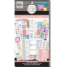 Me & My Big Ideas Happy Planner Sticker Value Pack - Encouragement
