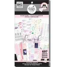 Me & My Big Ideas Happy Planner Sticker Value Pack - Glam Girl