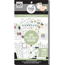 Me & My Big Ideas Happy Planner Sticker Value Pack - Homebody MINI