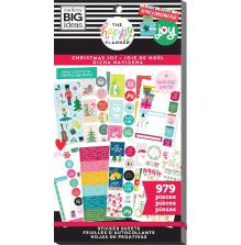 Me & My Big Ideas Happy Planner Sticker Value Pack - Christmas Joy