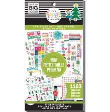 Me & My Big Ideas Happy Planner Sticker Value Pack - Christmas Joy MINI