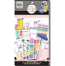 Me & My Big Ideas Happy Planner Sticker Value Pack - Spring