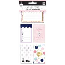 Me & My Big Ideas Happy Planner Medium Flip Stickers - Glam Girl