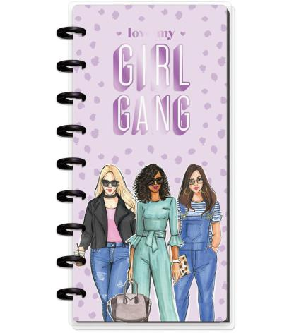Me & My Big Ideas Skinny CLASSIC Happy Planner - RongrongLove My Girl Gang UTGÅE
