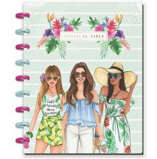 Me & My Big Ideas CLASSIC Notebook - Rongrong Tropical Vibes