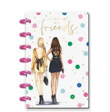 Me & My Big Ideas MINI Notebook - Rongrong Friends