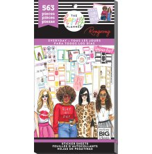 Me & My Big Ideas Happy Planner Sticker Value Pack - Rongrong Functional