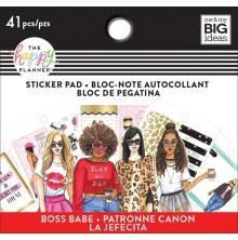 Me & My Big Ideas Happy Planner Tiny Sticker Pad - Rongrong Boss Babe