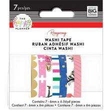 Me & My Big Ideas Happy Planner Washi Tape - Rongrong Colorful