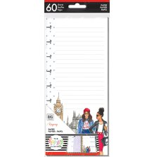 Me & My Big Ideas CLASSIC Half Sheet Note Paper 60/Pkg - Rongrong