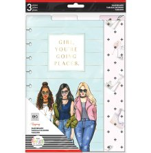 Me & My Big Ideas CLASSIC Happy Planner Dashboards - Rongrong