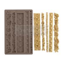 Prima Redesign Mould 5X8 - Elegant Borders
