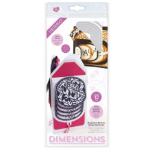 Tonic Studios Dimensions Die Set - Bouquet & Banners Wonderfall 2159E