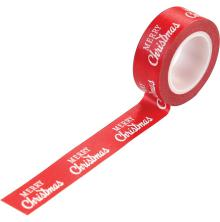 Carta Bella Merry Christmas Decorative Tape - Merry Christmas
