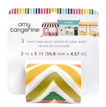 Amy Tangerine Washi Tape - Slice of Life