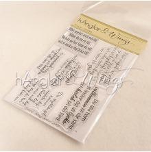 hÄnglar & Wings Clear Stamps - På Insidan