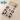 hÄnglar & Wings Clear Stamps - Prickar