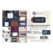 Prima Journaling Cards 4X6 45/Pkg - Darcelle