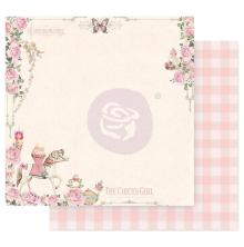 Prima Dulce Double-Sided Cardstock 12X12 - Let´s Go To The Circus