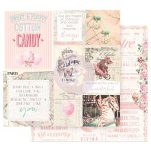 Prima Dulce Double-Sided Cardstock 12X12 -  Some Kind Of Wonderful