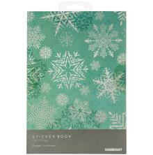 Kaisercraft Sticker Book - Let It Snow