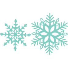 Kaisercraft Decorative Die - Snowflakes
