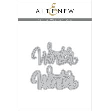 Altenew Die Set - Hello Winter