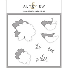Altenew Stencil 6X6 - Regal Beauty