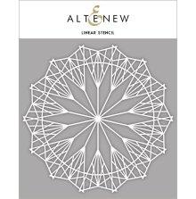 Altenew Stencil 6X6 - Linear