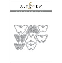 Altenew Die Set - Mix & Match Mariposa