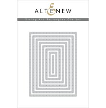 Altenew Die Set - String Art Rectangles