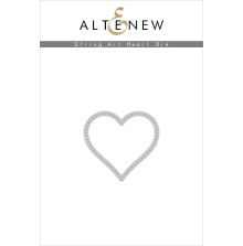 Altenew Die Set - String Art Heart