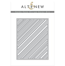 Altenew Die Set - Candy Cane Stripe Cover