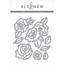 Altenew Die Set - Wavy Outlines