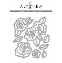 Altenew Die Set - Wavy Outlines