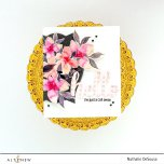 Altenew Washi Tape 173.5mm - Calming Bouquet