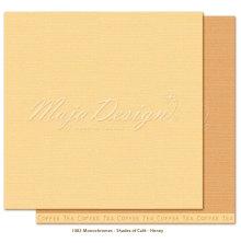 Maja Design Monochromes 12X12 Shades of Café - Honey