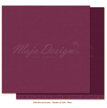 Maja Design Monochromes 12X12 Shades of Café - Wine