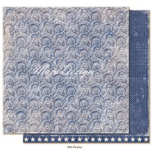 Maja Design Denim & Friends 12X12 - Paisley