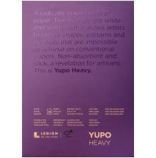 Yupo Heavy Pads 5X7 10 Sheets/Pkg - White 390gsm