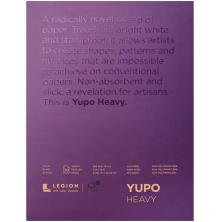 Yupo Heavy Pads 9X12 10 Sheets/Pkg - White 390gsm