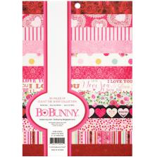 BoBunny Single-Sided Paper Pad 6X8 36/Pkg - Count The Ways