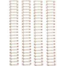 We R Memory Keepers Cinch Wires 1inch 4/Pkg - Rose Gold