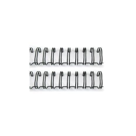 We R Memory Keepers Cinch Wires .625inch 2/Pkg  - Black