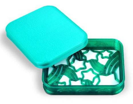 Lawn Fawn Starry Stamp Shammy Case