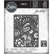Tim Holtz Sizzix Thinlits Dies - Doodle Art 20-01