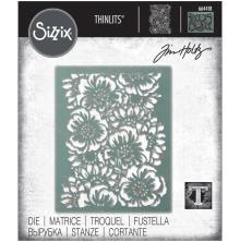 Tim Holtz Sizzix Thinlits Dies - Bouquet 20-01