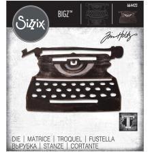 Tim Holtz Sizzix Bigz Die - Retro Type 20-01