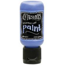 Dylusions Paints 29ml Flip Cap Bottle - Periwinkle Blue