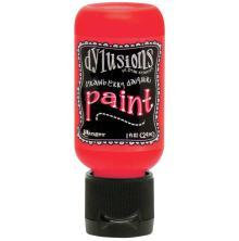 Dylusions Paints 29ml Flip Cap Bottle - Strawberry Daiquiri